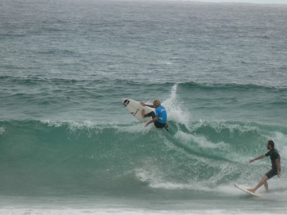 GENO SHOWIN HOW IT IS DONE AT BURLEIGH
