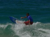 "MIKE MANNING ""IT WAS JUST LIKE J-BAY BRU!"