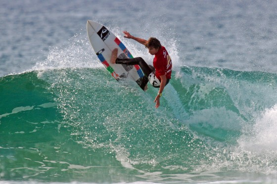 WOODSY ON HIS WAY TO THE QUICKY PRO!!