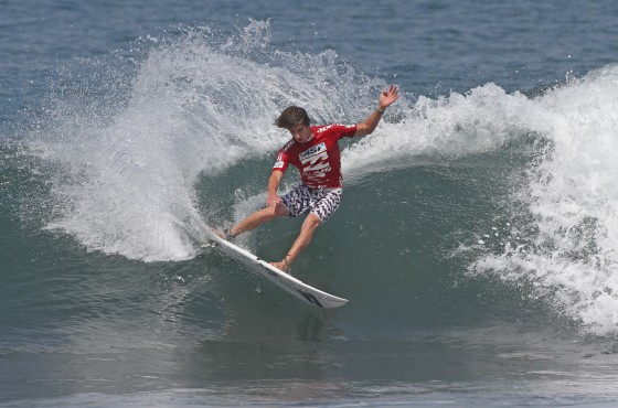 Woodsy at Billabong Asia Pro