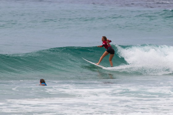 Lucy Callister looking for a Queensland Title and a spot in the Roxy Pro Trials for 2016