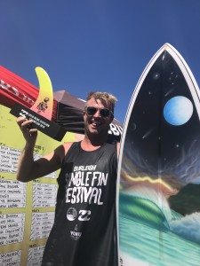 Taj Burrow 2018 Single Fin Champion - Image Terry Tappa Teece